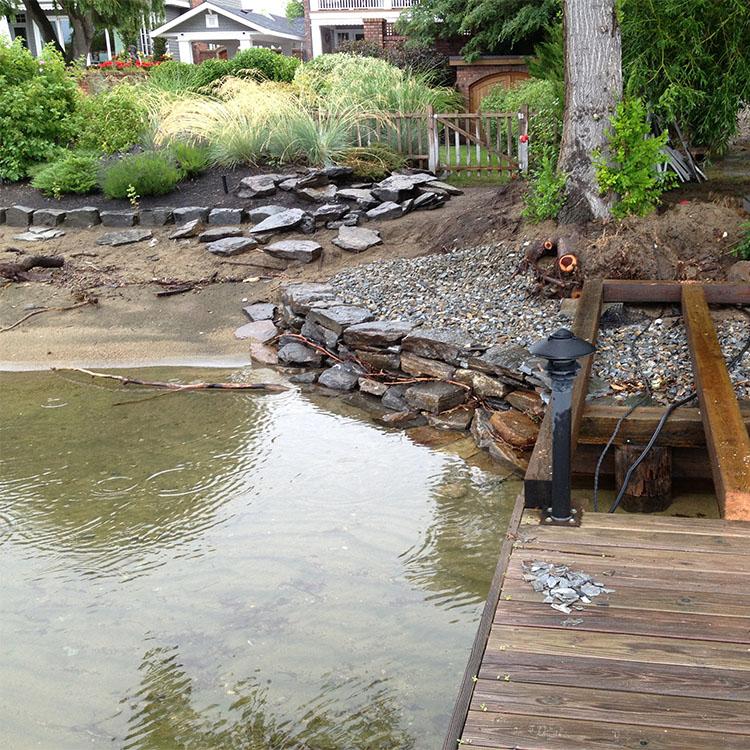 Garden | Lake | Backyard