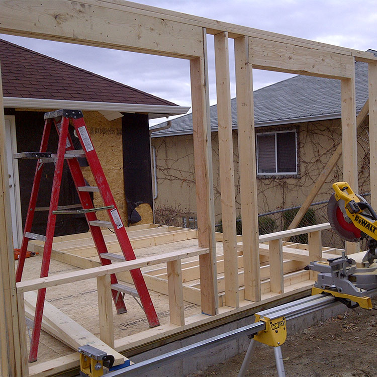 House Addition Construction