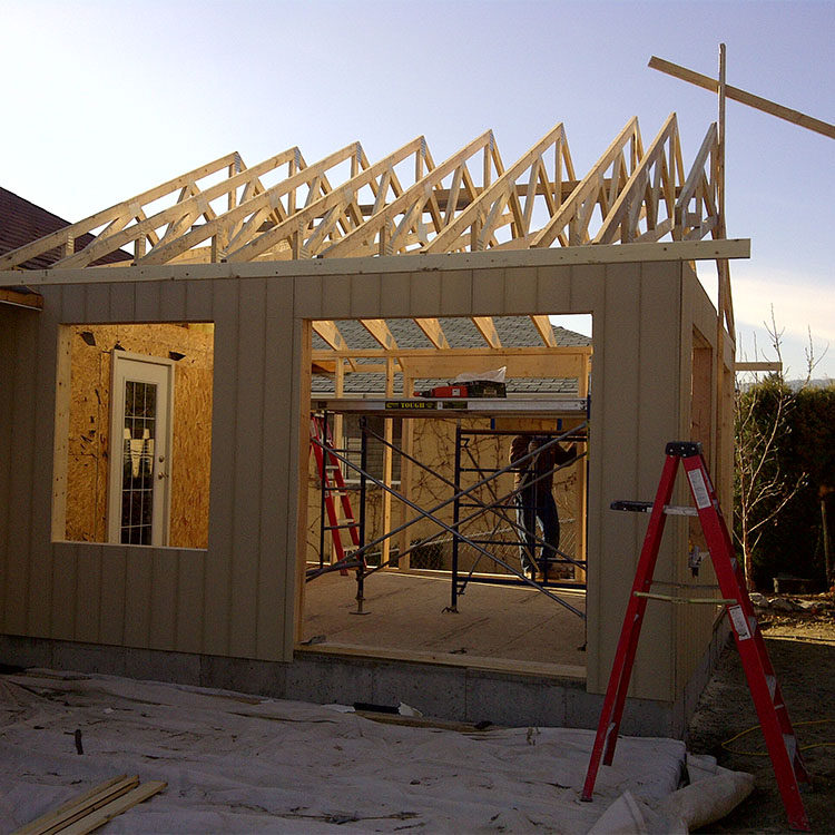 House Add-on Construction